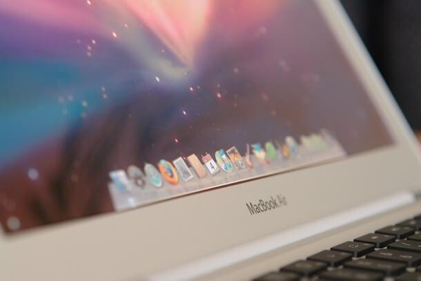 Fare screenshot, catturare schermo su Mac