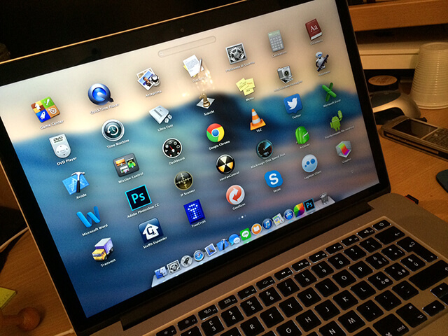 Come resettare il LaunchPad su Mavericks