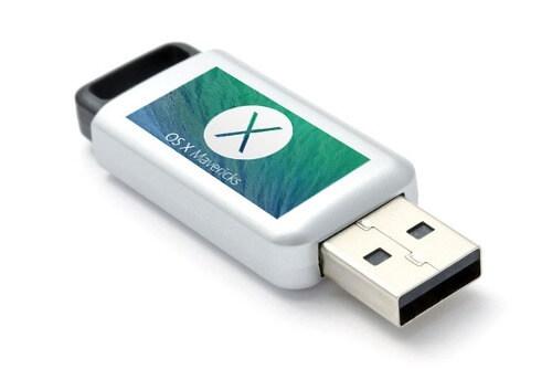 Creare disco di installazione Mavericks OS X su Pendrive USB