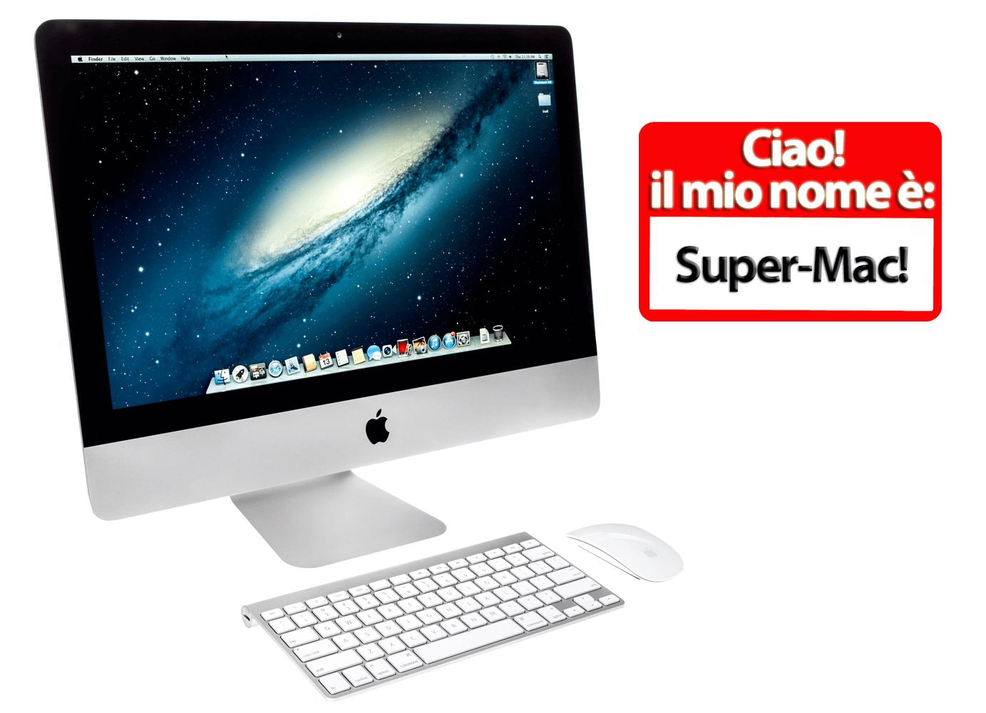 Come cambiare nome al proprio Mac OS X