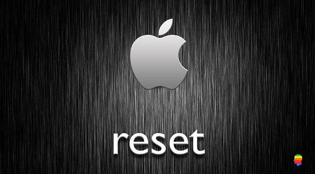 Reset PRAM su Mac