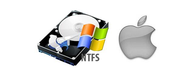 Leggere e Scrivere dischi con partizioni NTFS Windows su Mac OS X