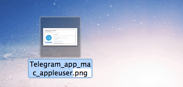 Come rinominare un file su Mac OS X