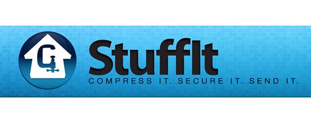 Stuffit Expander, gestire gli archivi compressi