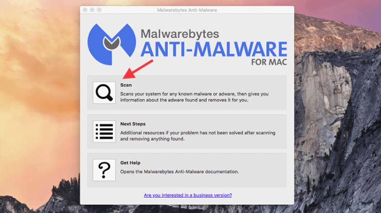 Rimuovere Virus Mac