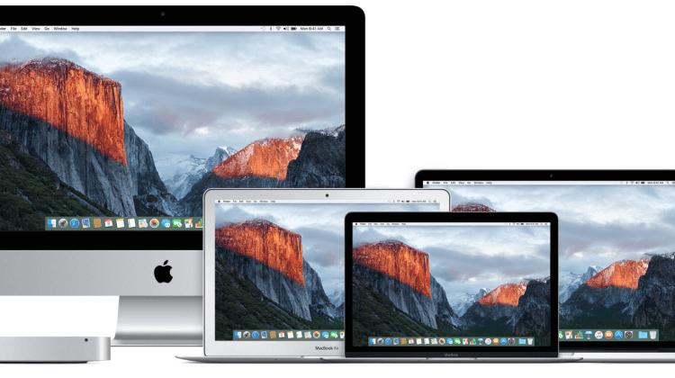Aggiornare a OS X El Capitan dal Mac App Store
