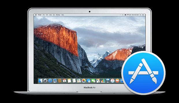 Velocizzare Mac App Store