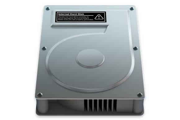 Controllare spazio libero su Mac OS X