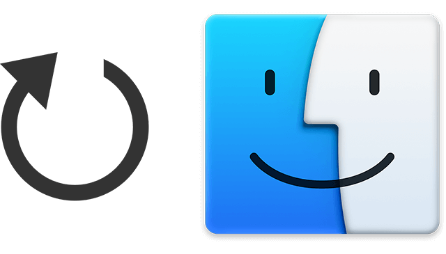 Riavviare Finder su Mac OS X