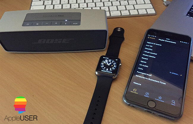 Apple Watch non si collega con gli accessori Bluetooth