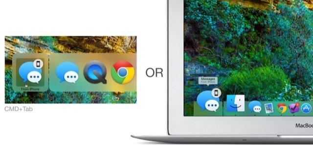 cambiare applicazione facilmente su Mac