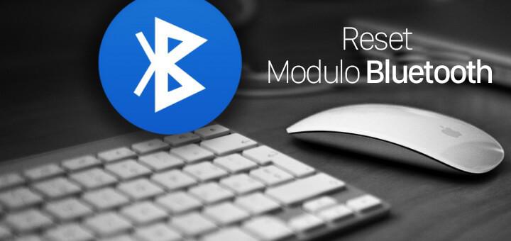 Ripristino del Modulo Bluetooth su Mac OS X