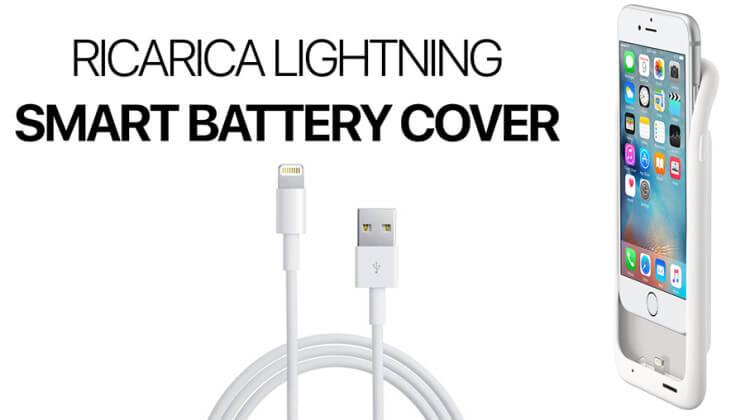 Ricaricare Apple Smart Battery Case