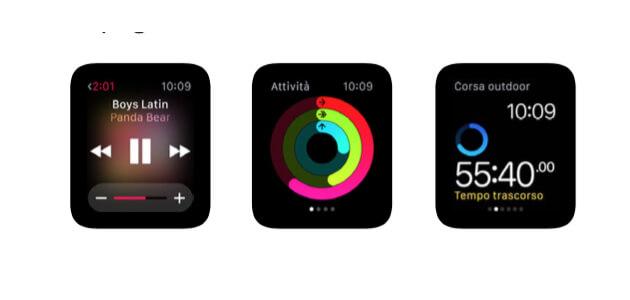 Utilizzare Apple Watch senza iPhone