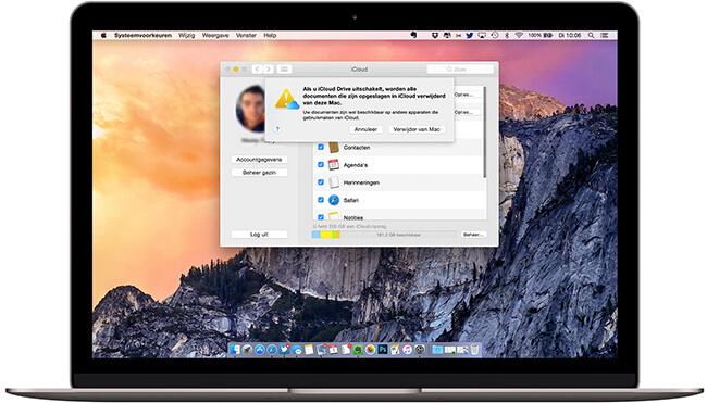 Acquistare e aumentare spazio iCloud