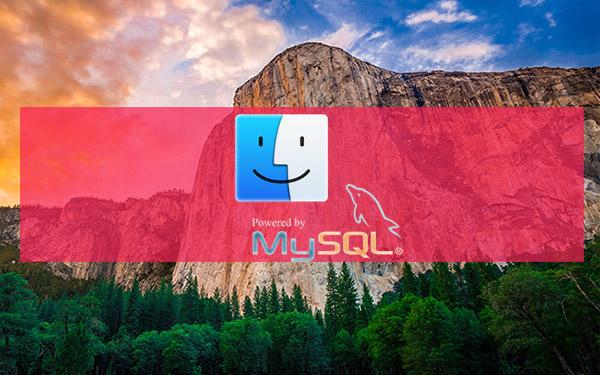 Start e Stop manuale MySQL Mac OS X