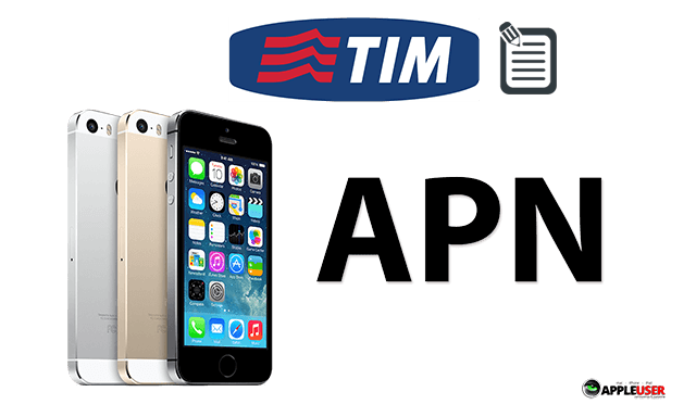 Installare Profilo APN Tim su iPhone