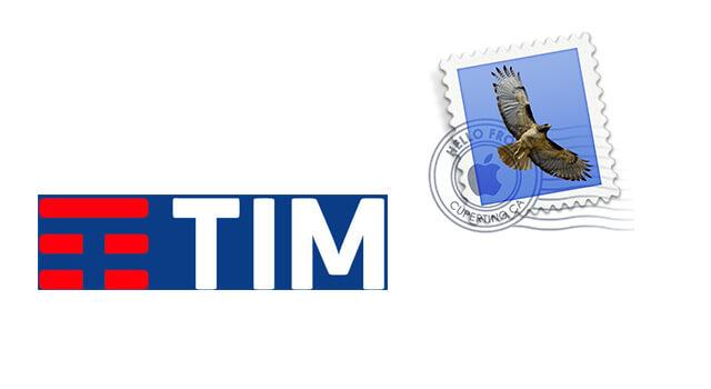 Configurare posta elettronica di mail su mac os x e - Porta server alice iphone ...