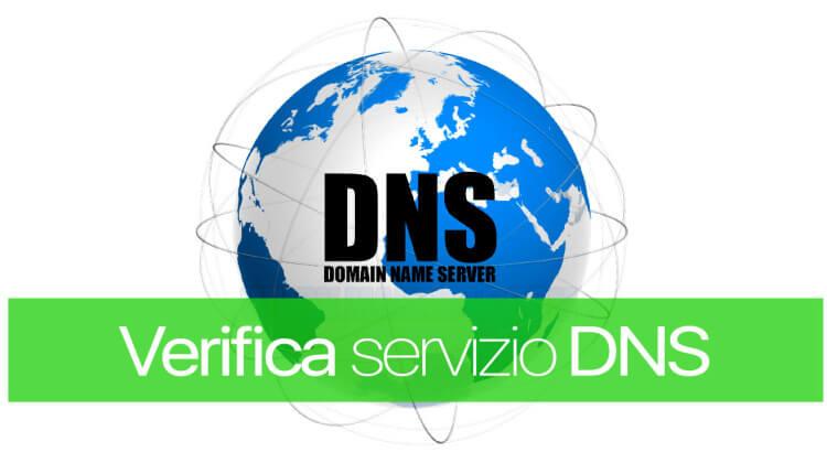 Controllare servizio DNS attivo su OSX Server