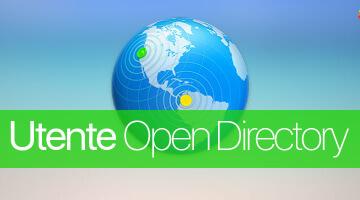 Creare Utente di rete Open Directory su OS X Server