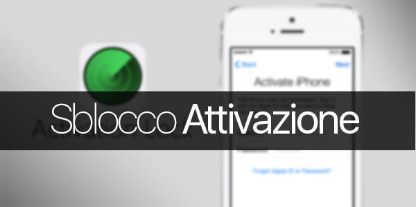 Soluzione Blocco Attivazione iOS 9.3 su iPhone, iPad e iPod Touch