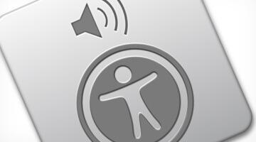 Configurare VoiceOver su Mac OS