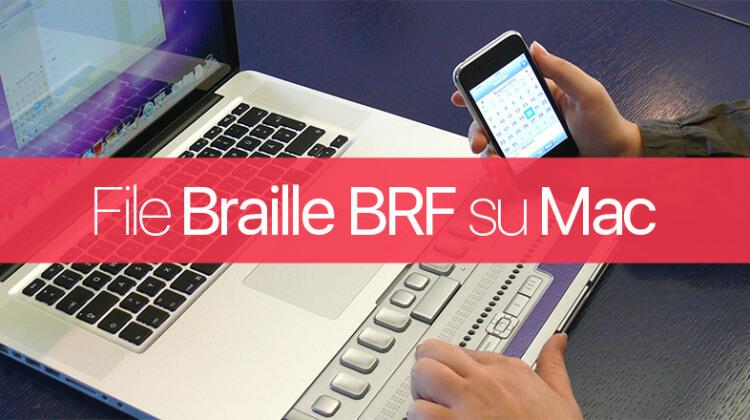 Leggere file BRF su Mac OS X con VoiceOver e TextEdit