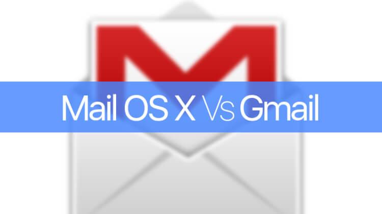 Soluzione, Mail non invia o riceve posta di Gmail su Mac OS X