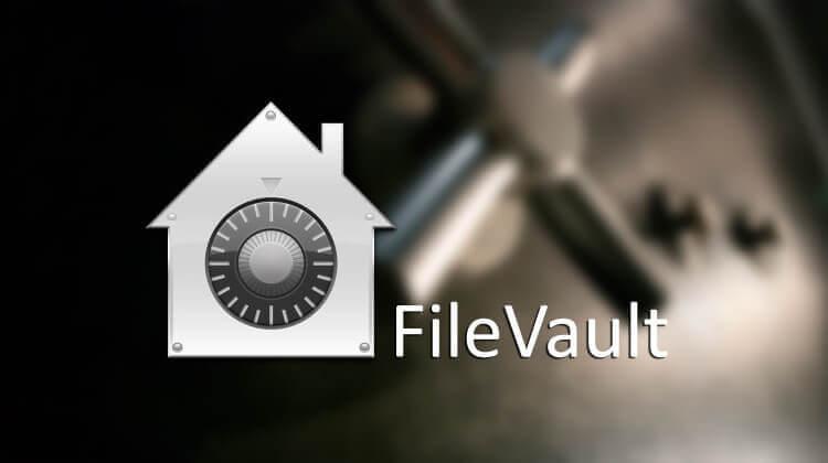 Riavviare il Mac con FileVault senza inserire la password
