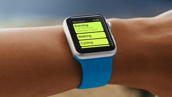 Monitorare Allenamenti con Apple Watch