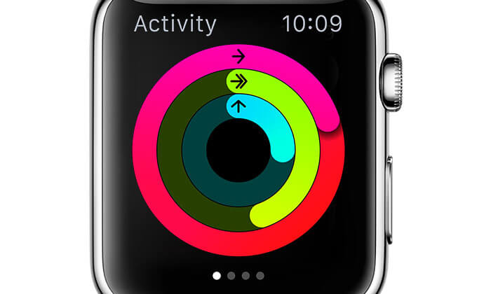 Monitorare Attività fisica con Apple Watch