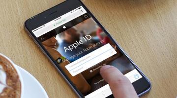 Apple ID, Cambiare le Domande di Sicurezza