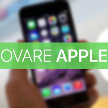 Individuare, trovare l'Apple ID su iPhone e Mac