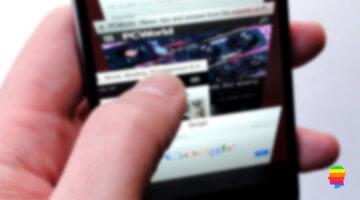iPhone, Chiudere in una sola volta tutte le schede Safari