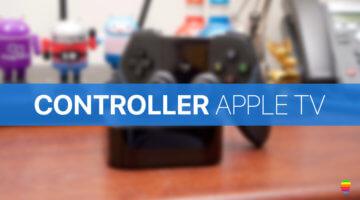 Collegare e configurare controller di gioco con Apple TV
