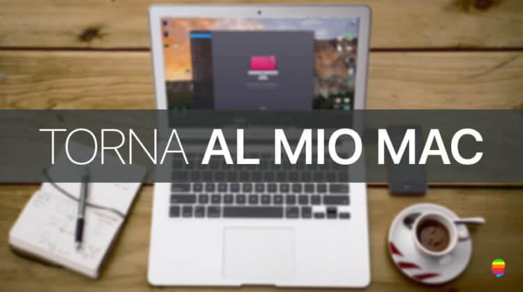 Torna al mio Mac, Accesso Remoto a Time Capsule e AirPort Extreme Disk