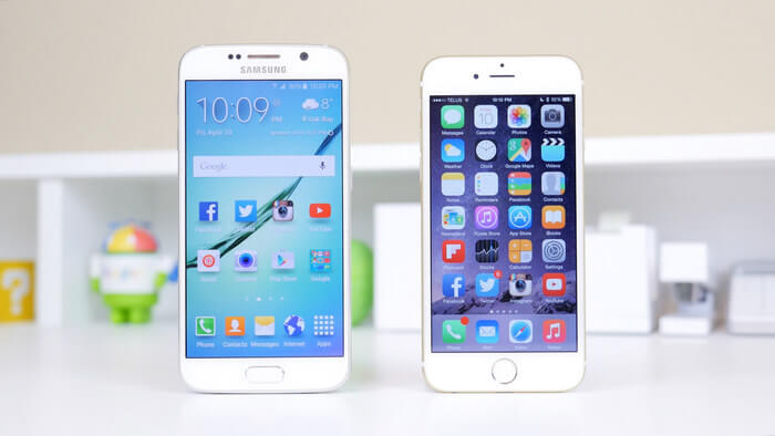 Trasferire dati, contatti, foto e video da Android ad iPhone 7 e 7 Plus