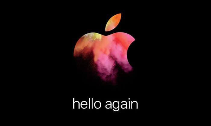 Hello Again, Apple conferma l'evento Mac del 27 Ottobre