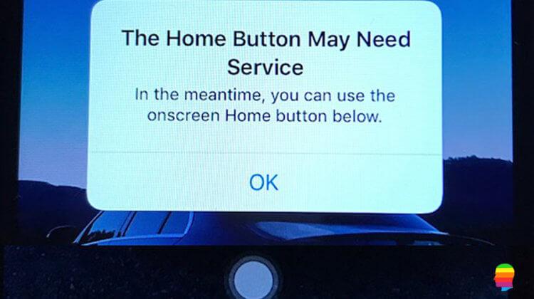 iPhone 7, se il pulsante Home difetta ecco servito quello virtuale