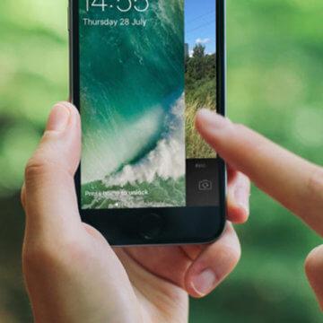 iOS 10, Disattivare fotocamera iPhone dalla schermata di Blocco Lockscreen