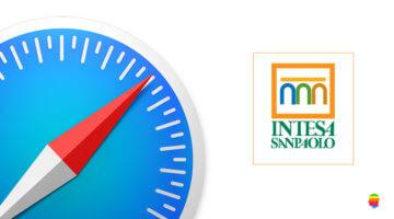 Sierra, accedere Internet Banking Banca Intesa San Paolo con Safari