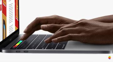 Come usare la Touch Bar su Mac OS