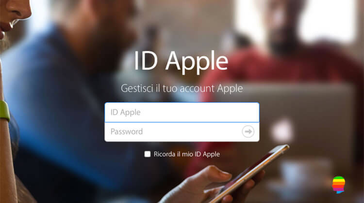 iCloud, Cambiare indirizzo email Apple ID