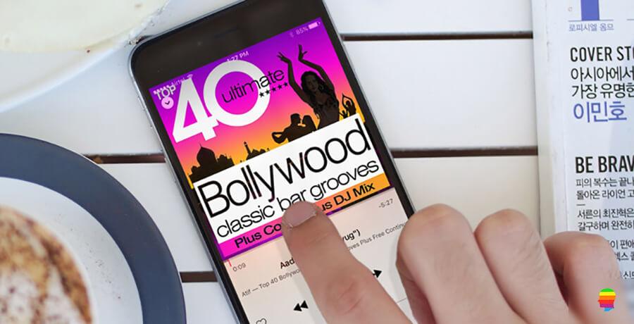Musica, Eliminare album e canzoni da iPhone e iPad