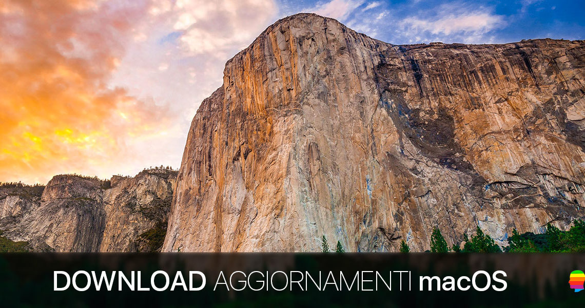 Download Aggiornamenti macOS