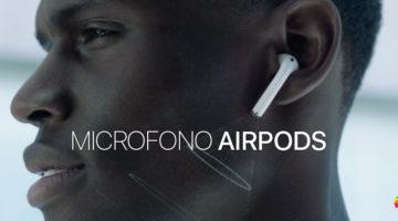 Microfono AirPods, sinistro, destro o automatico