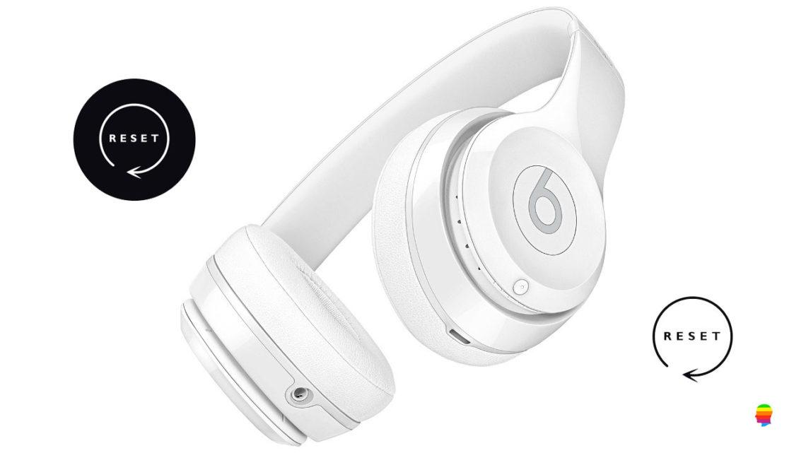 Soluzione reset Cuffie Beats Dr.Dre, Studio Wireless che non ricaricano