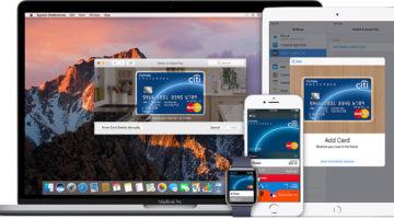 Aggiungere Carta di Credito, Debito o Ricaricabile su Apple Pay e mac OS