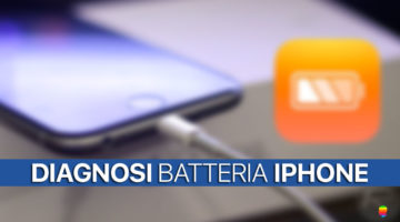 Tool Diagnosi Batteria iPhone, iPad su Mac e Windows