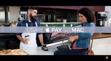 Usare Apple Pay su mac OS
